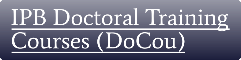 Link to DoCou Doctoral Training Courses